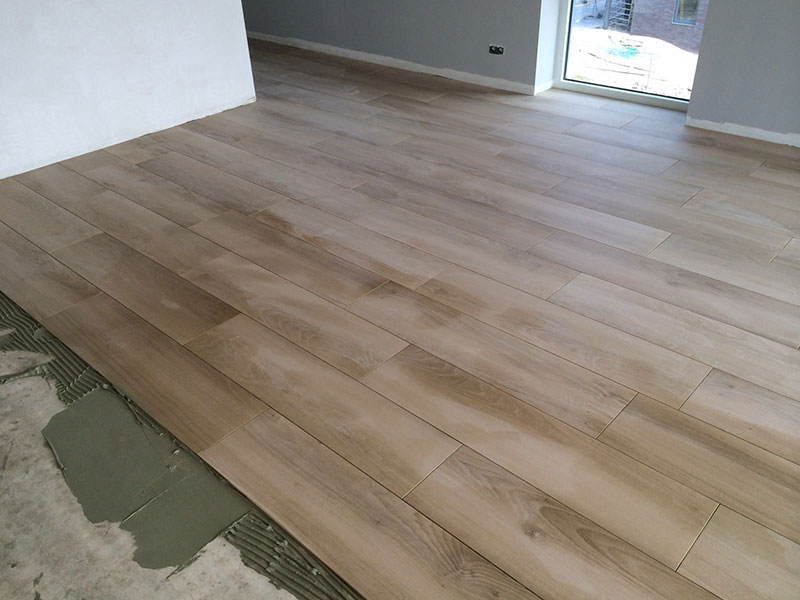 Vloer keramisch parket amstelveen - Badkamer keramische ...