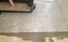 Marmeren Badkamer Vloer : Vloer natuursteen marmer bianco carrara